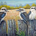 Australian Wildlife and Heritage paintings prints  - Art Group